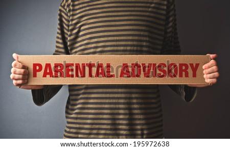parental advisory on music essay