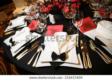 catering - stock photo