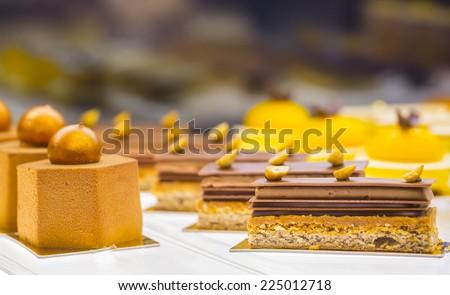 catering cake - stock photo