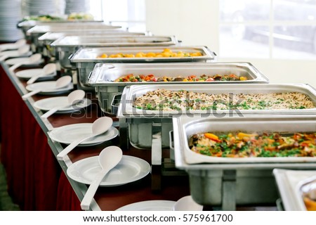 lunch table buffet stock images royalty free images vectors shutterstock