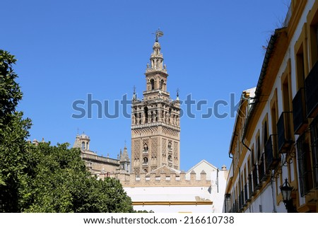Cathedral of Seville -- Cathedral of Saint Mary of the See, Andalusia, Spain