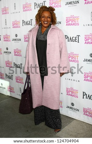 CCH Pounder at the 2013 Film Independent Filmmaker Grant And Spirit Award Nominees Brunch, BOA, West Hollywod, CA 01-12-13