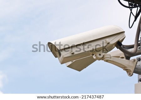 cctv camera for security
