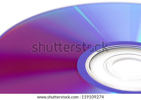 cd drive as a background. macro - stock photo