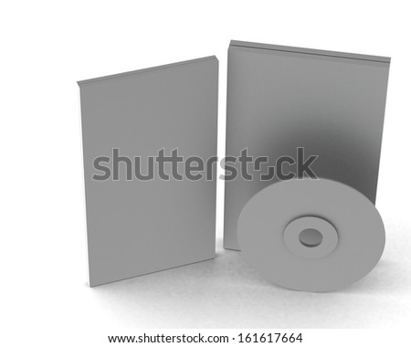 Cd with cd case