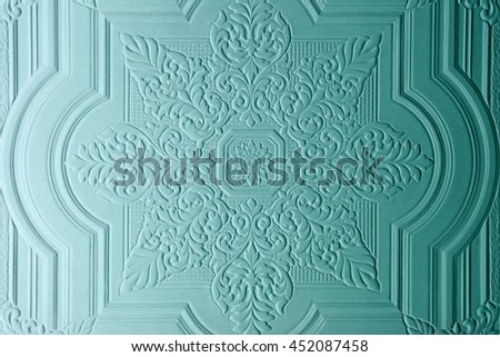 Ceiling background & texture