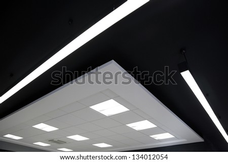 Ceilings - stock photo
