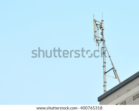 Cellular Antenna (Pole Tower)