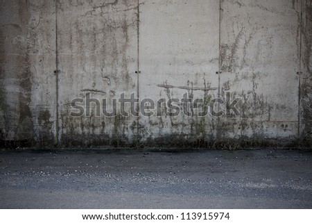cement abstract background, details of the city and scenarios - stock photo