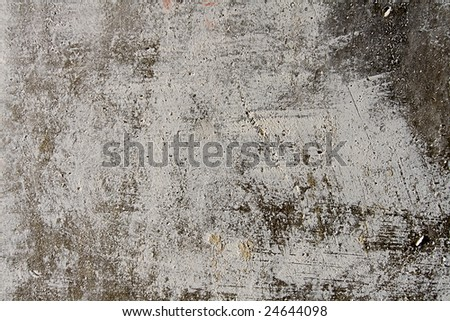 Cement and Plaster Grunge Background
