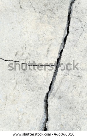 Cement cracks textures