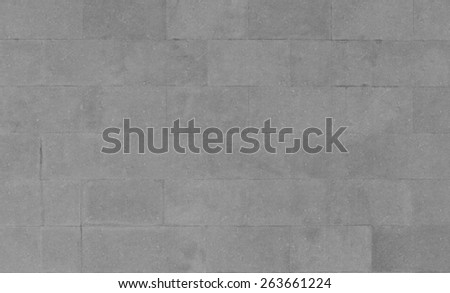 cement floor pattern - stock photo