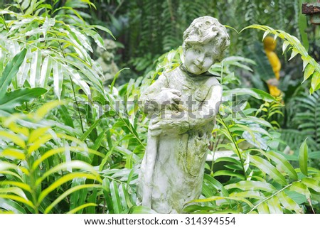 Cement Garden Ornaments/ Garden Statues, Garden Ornaments