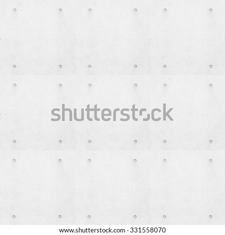 Cement or Concrete wall texture and background - stock photo