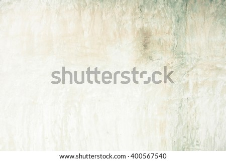 Cement plaster wall for background or texture. - stock photo