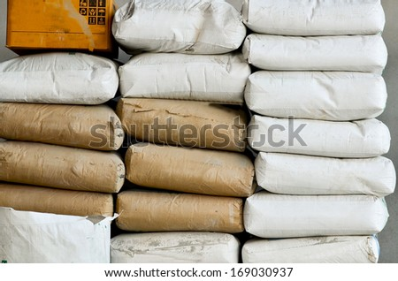 Cement Sacks