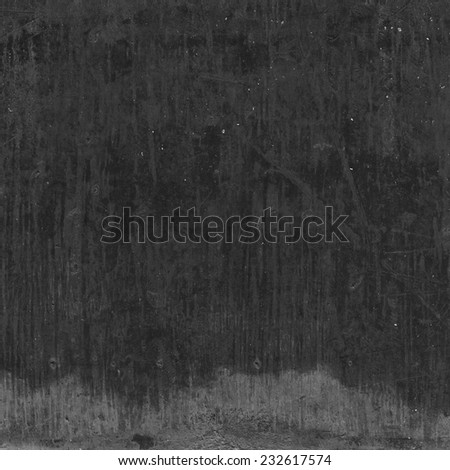 cement wall - stock photo