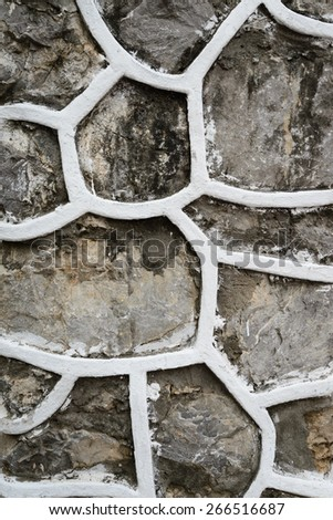 Cement wall background.
