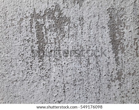 Cement wall design