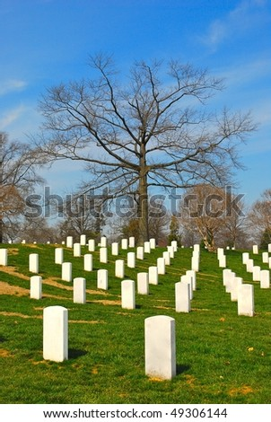 Cemetery of Arlington
