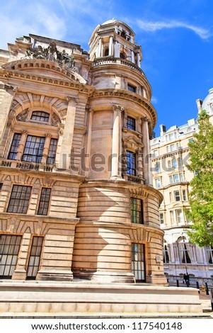 Central London - Covent Garden - stock photo