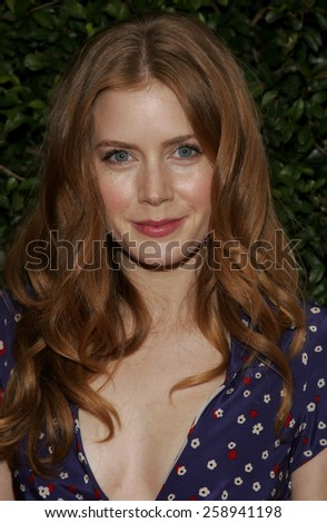 CENTURY CITY, CALIFORNIA. December 12, 2005. Amy Adams attends the Producers World Premiere at the Westfield AMC Theatres in Century City, California United States.  - stock photo