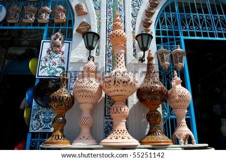 ceramic - stock photo