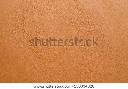 ceramic, classic clay ,mainly used for flower pots,but can serve as any orange background - stock photo