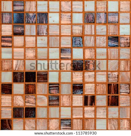 Ceramic tiles background - stock photo