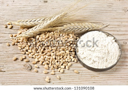 Cereal Product - stock photo