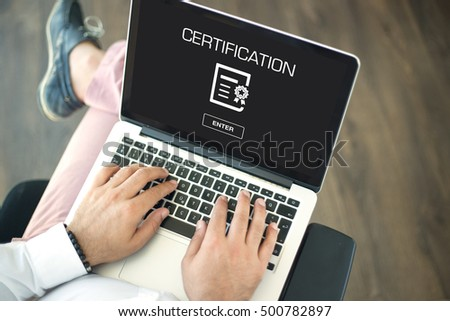 CERTIFICATION CONCEPT