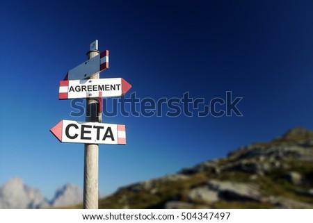 Agenda sign stock photos royalty free images vectors for Ponteggio ceta dwg