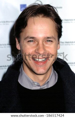 Chad Lowe at Hetrick Martin Emery Awards, NY 11/12/2001