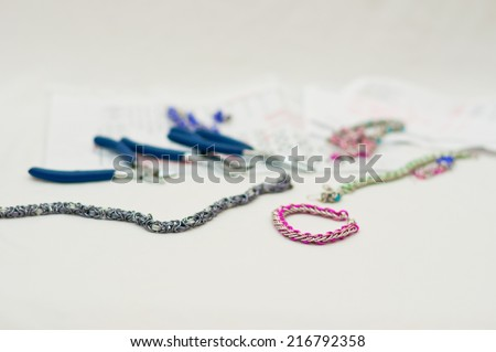 chainmaille - stock photo