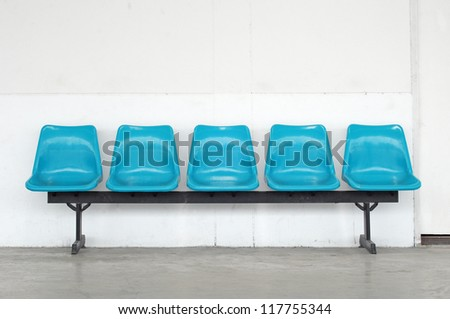 chairs - stock photo