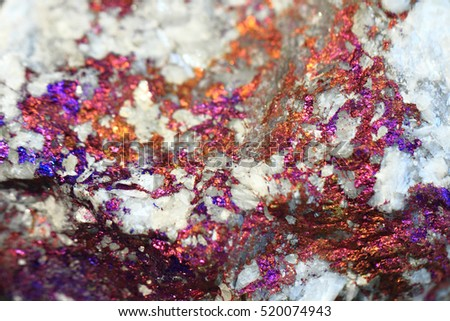 chalcopyrite mineral texture as nice natural metal background