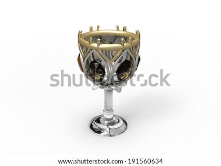 chalice  - stock photo