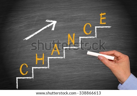 Chance - step by step to the top - growth and development