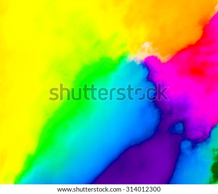 Chaotic texture . Abstract background in grunge design. Warm, velvet and cozy autumn colors.  - stock photo