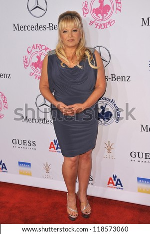 Charlene Tilton at the 26th Carousel of Hope Gala at the Beverly Hilton Hotel. October 20, 2012  Beverly Hills, CA Picture: Paul Smith
