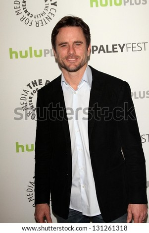 "Charles Esten at ""Nashville"" at PaleyFest 2013, Saban Theater, Beverly Hills, CA 03-09-13"
