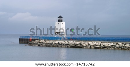 Charlevoix Pier Light, Michigan's Lower Peninsula