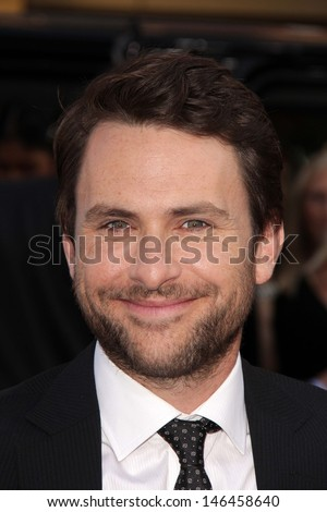 "Charlie Day at the ""Pacific Rim"" Los Angeles Premiere, Dolby Theater, Hollywood, CA 07-09-13"