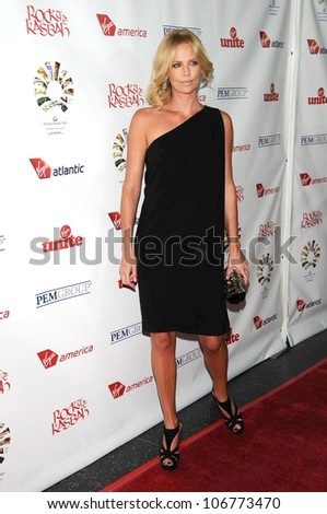 Charlize Theron  at 'Rock The Kasbah' Benefiting Virgin Unite, Hollywood Roosevelt Hotel, Hollywood, CA. 10-23-08