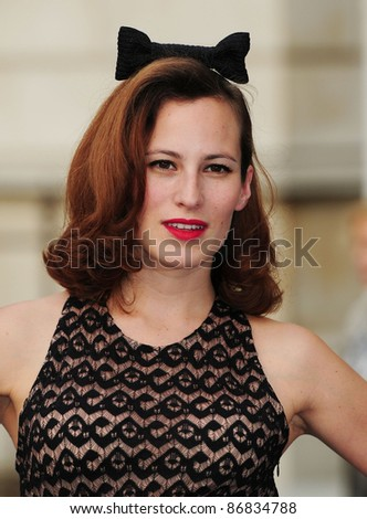 Charlotte Dellal arriving for The Royal Academy of Arts - Summer Exhibition Preview Party, at the The Royal Academy of Arts, London. 02/06/2011  Picture by: Simon Burchell / Featureflash