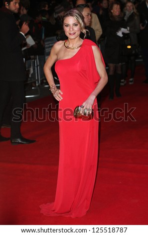 Charlotte Jackson arriving for the UK premiere of 'Flight' at Empire Leicester Square, London. 17/01/2013 Picture by: Alexandra Glen