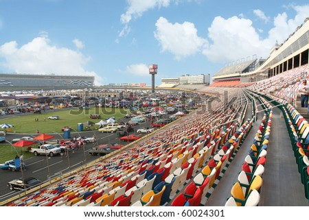Charlotte motor speedway stock images royalty free images for Auto fair at charlotte motor speedway