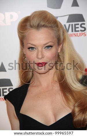 Charlotte Ross at AARP Magazine's Movies For Grownups, Beverly Wilshire Hotel, Bevely Hills, CA. 02-07-11