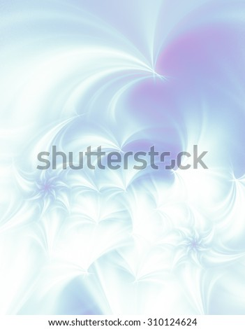 Charming abstract background, light and airy. Pastel shades