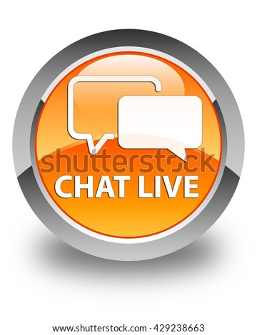 Stock images royalty free images vectors shutterstock - Chat orange ...
